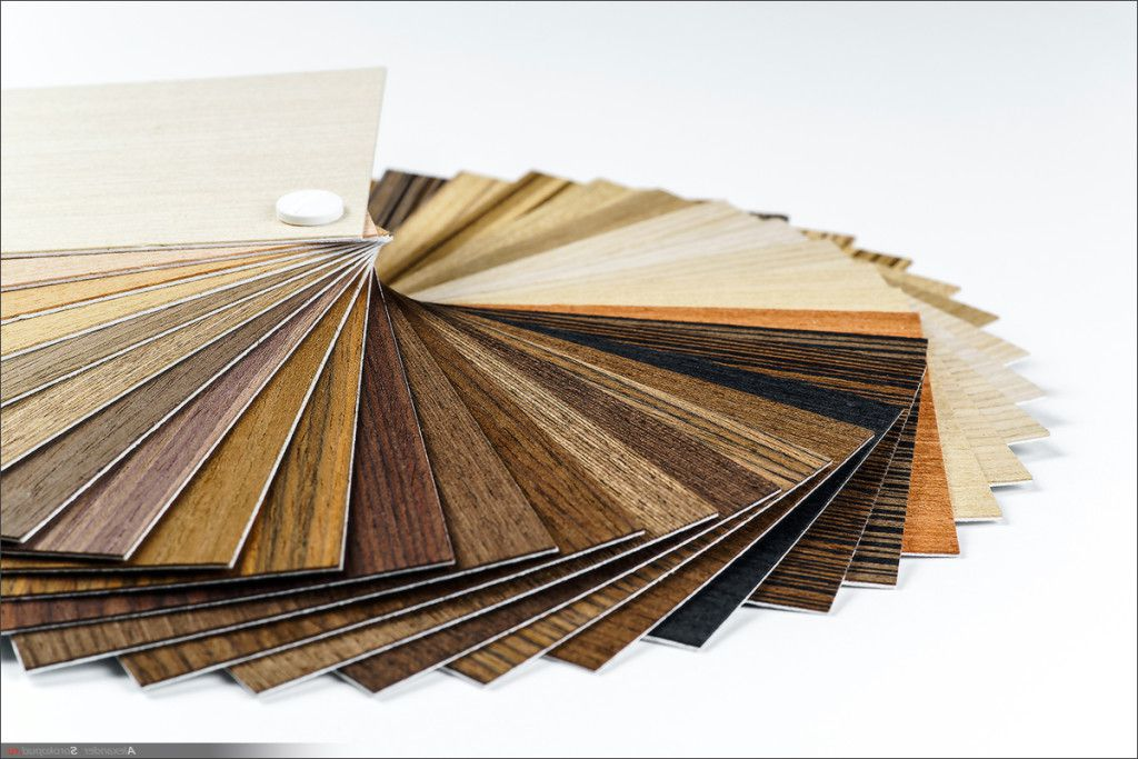 The choice of veneer for door