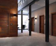 Veneer doors photo