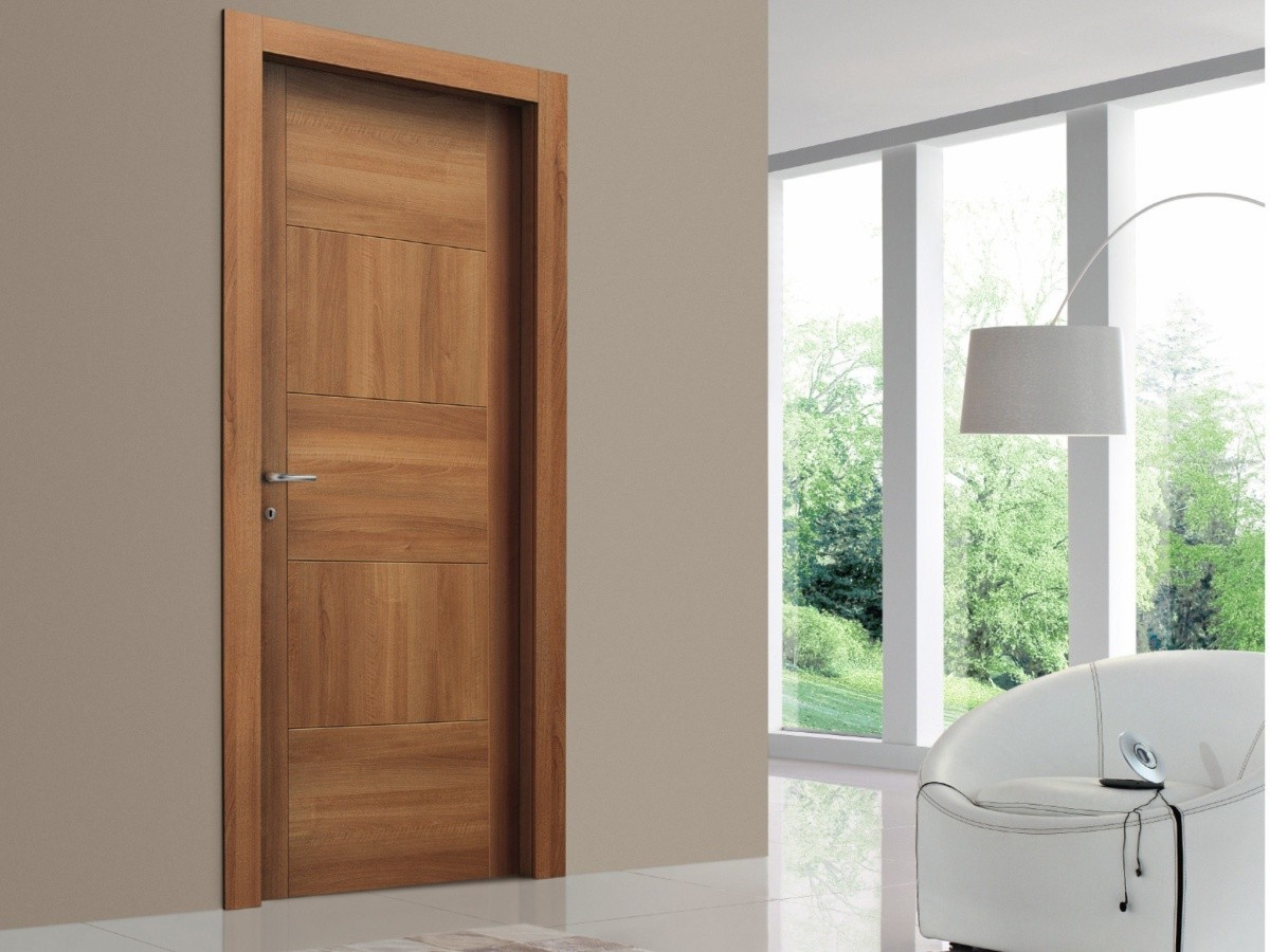 Veneer doors, what is it – photo