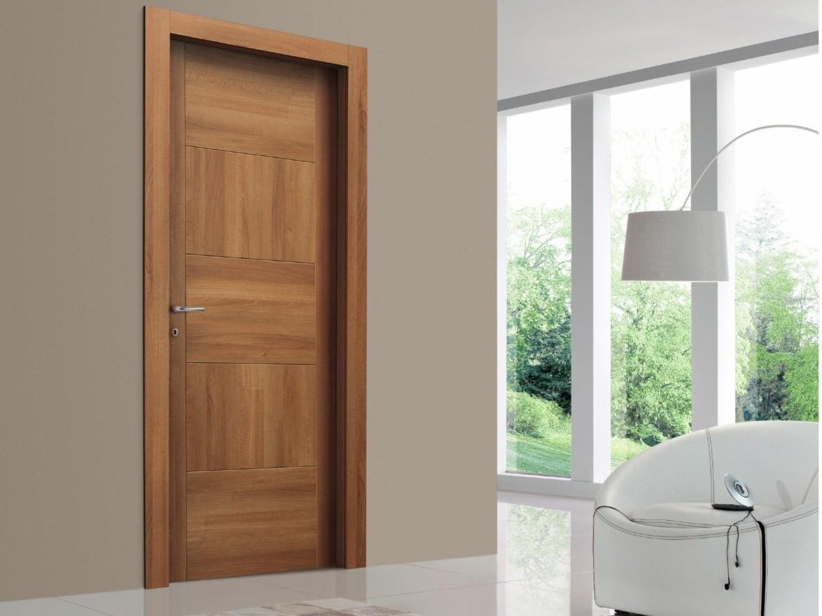 Veneer doors, what is it – photo