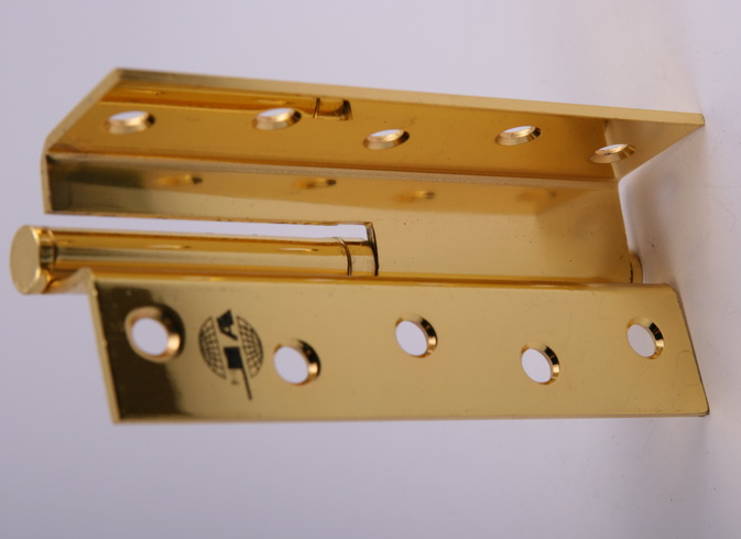 Angle hinges - What hinges it is better to place on the interior doors