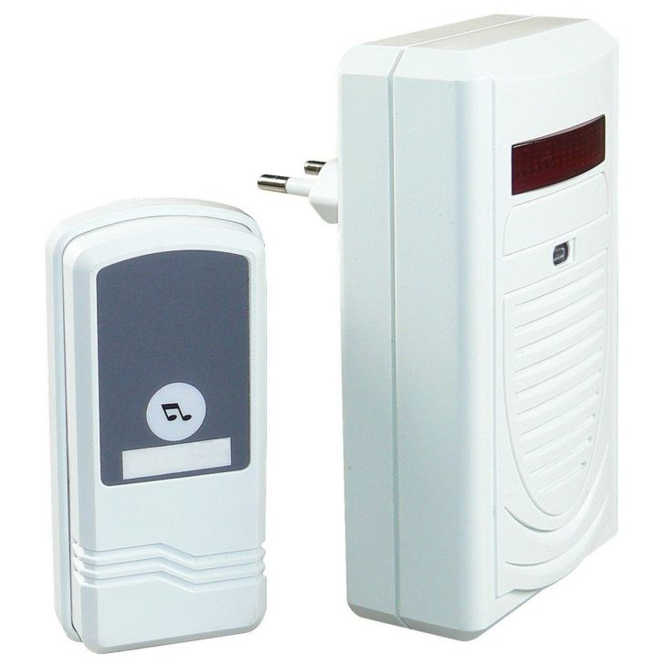 Electronic Wireless doorbell 728x728 - Wireless doorbell for an apartment