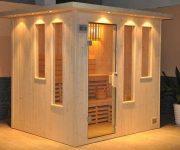 Glass Sauna Doors