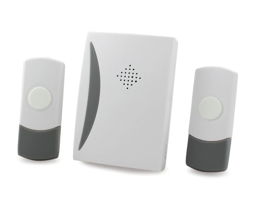Modern Wireless doorbell - Wireless doorbell for an apartment