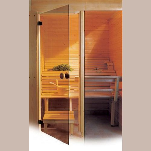 Modern Sauna Glass Door