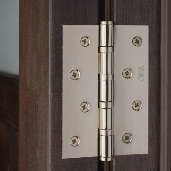 Steel Recessed hinges 728x728 - What hinges it is better to place on the interior doors