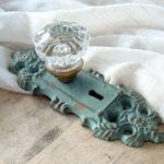 Antique Crystal Door Knobs