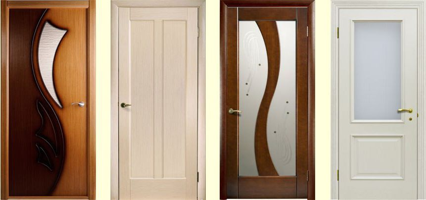 Before you install the door you need to perform other works.
