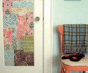 Door patchwork