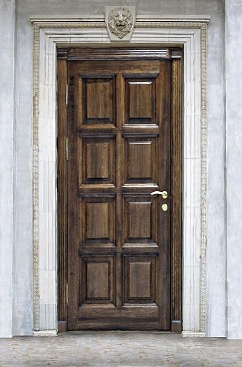 Elite front door classic style