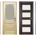 At what stage of repair interior doors are installed