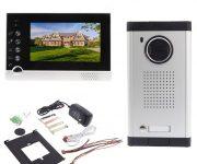 LCD Color Video Intercom
