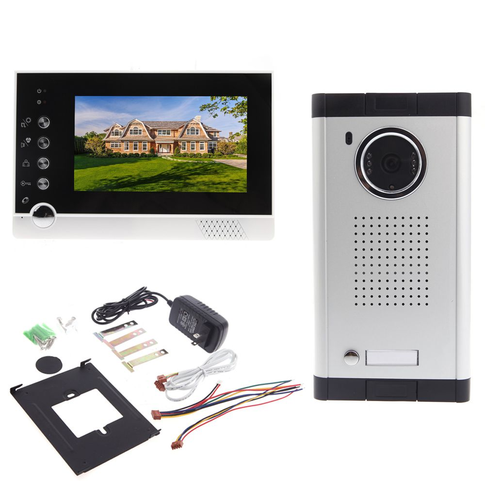 LCD Color Video Intercom