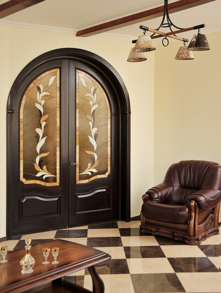Luxury classic interior doors