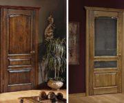 Oak internal doors