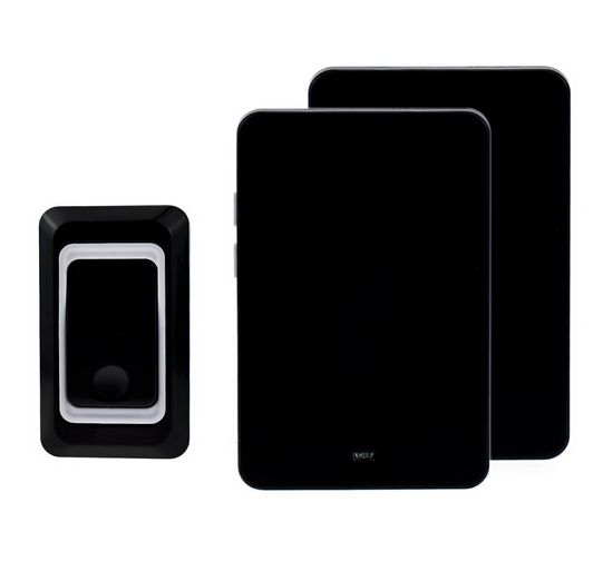 Portable Wireless digital Doorbell