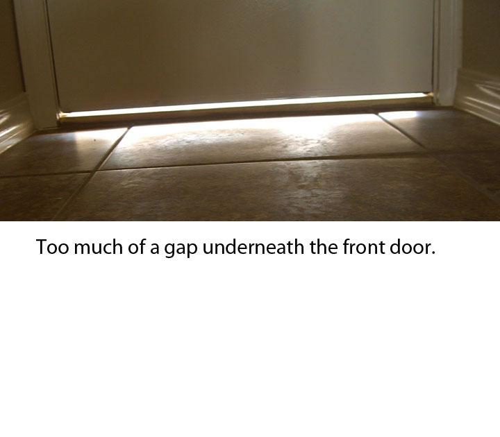 What Gap Is Needed Between Door Floor
