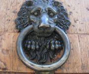 Vintage door knob photo