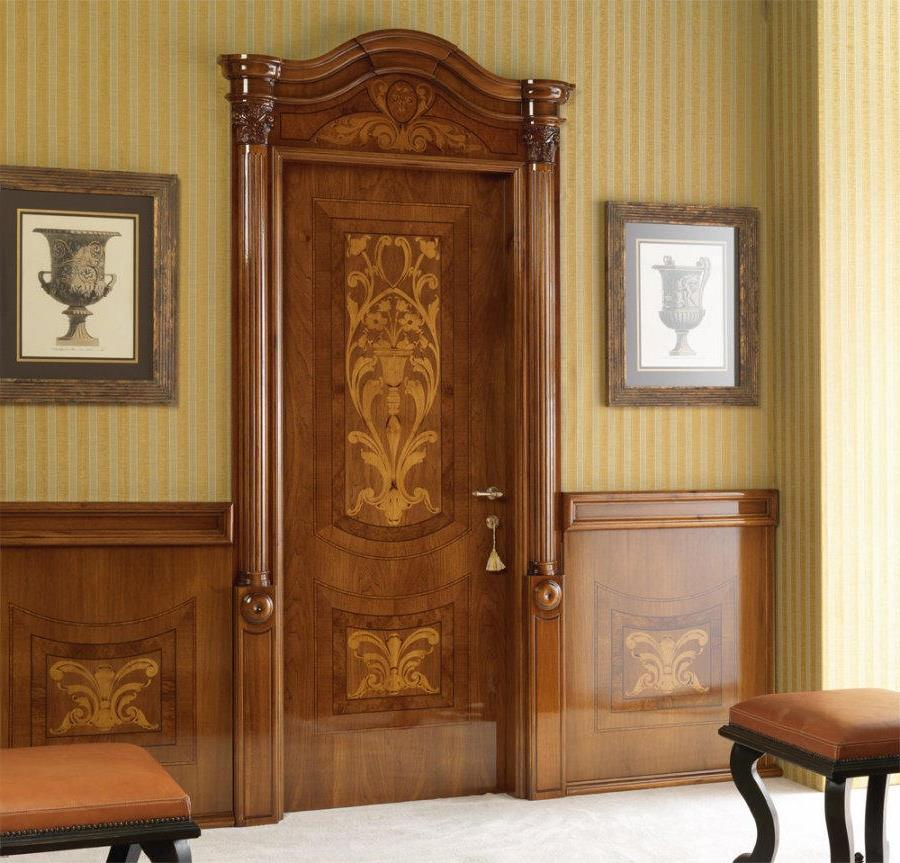 Luxury Door Design Photo