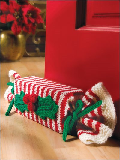 Christmas door stoppers