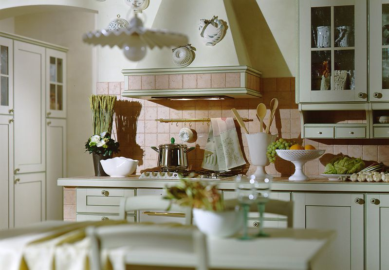 Italian Kitchen Decor The Charm Of Tradition