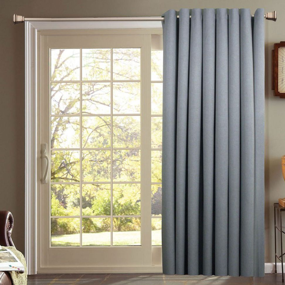 Curtains For French Doors Ideas Part - 40: Curtains For French Doors