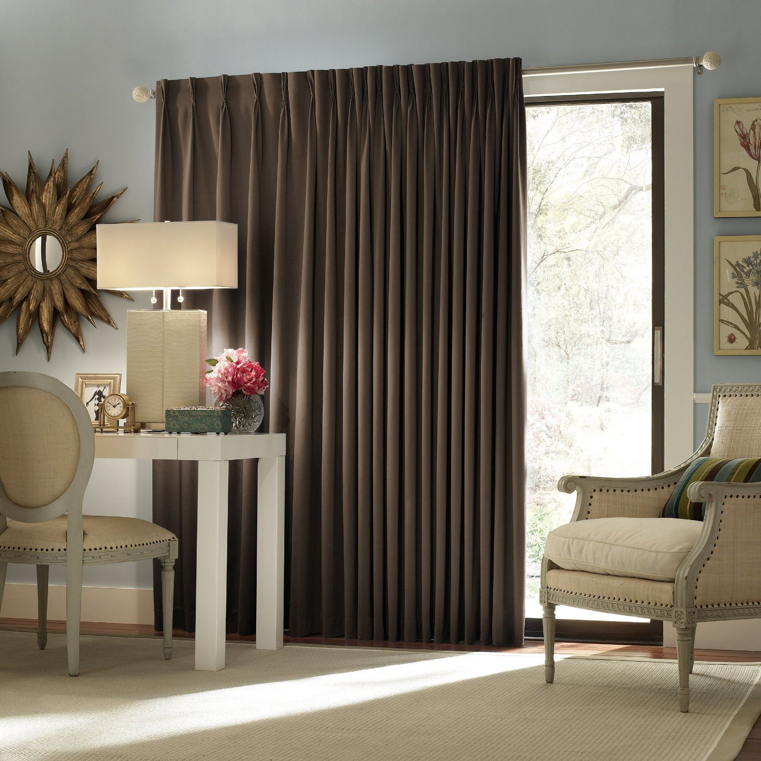 designer mode blinds awesome info door image of curtains sliding modern curtain