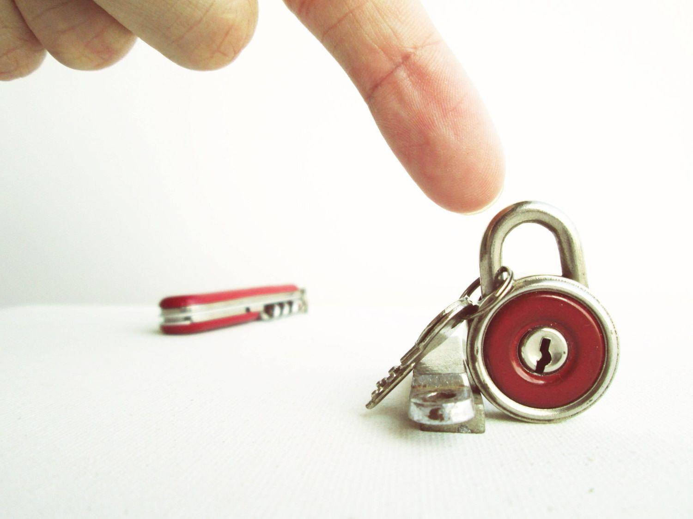 Mini padlock