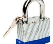 Outdoor padlock weatherproof