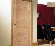 30 minute oak fire door