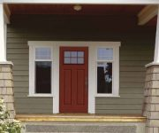 Exterior Steel Fire-Rated Doors