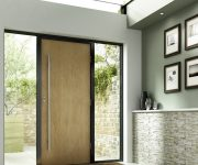 External oak fire doors