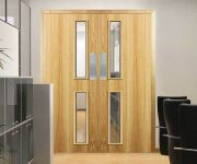 FD60 external fire doors