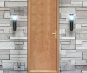 Fire doors external