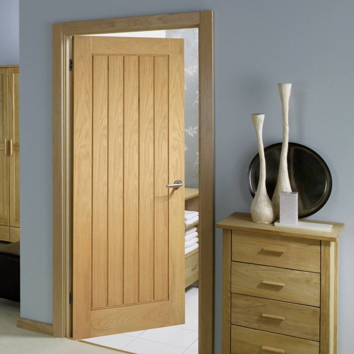 Fire doors oak