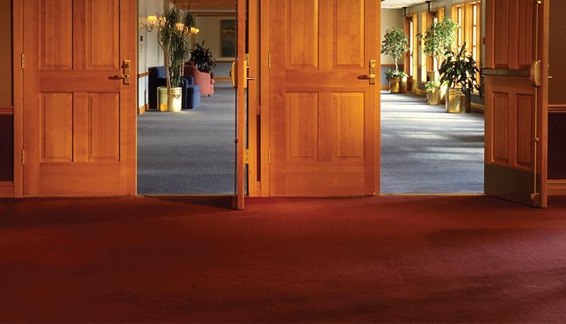 Fire rated oak interior doors