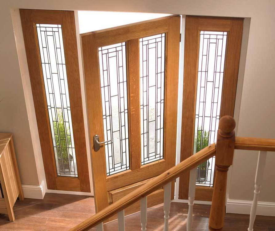 External Fire Wood Doors For Flats