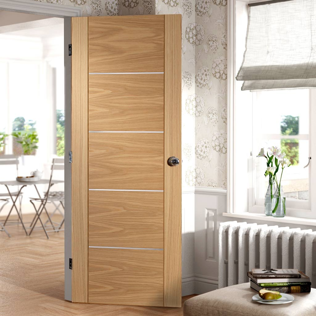 Half hour oak fire doors
