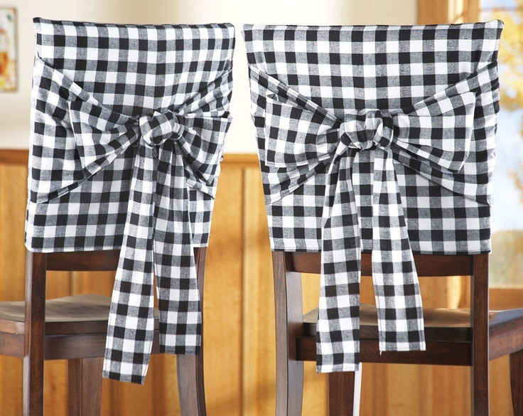 Chair covers – kitchen country style