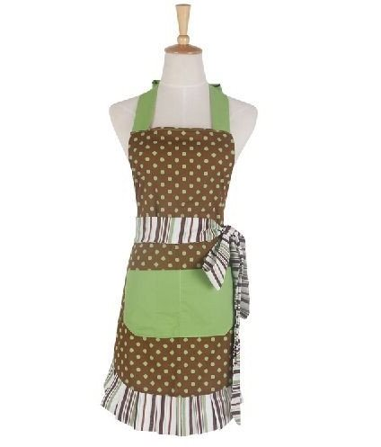 Country Style Kitchen Apron