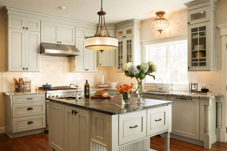 country style kitchen design - Country Style Kitchen Designs