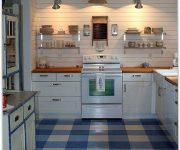 Linoleum Kitchen Floors 180x150 - Country-Style Kitchens