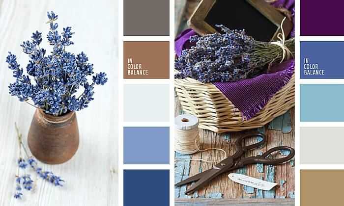Kitchen Provence – color decor