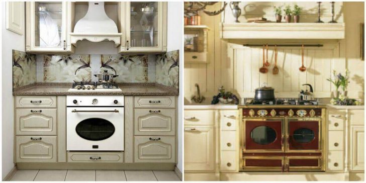 Kitchen appliances Provence Kitchen 728x364 - Provence Style Kitchens – 100 ideas for interior