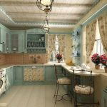 Provence Style Kitchens – 100 ideas for interior