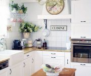 Provence Kitchen 001 180x150 - Provence Style Kitchens – 100 ideas for interior