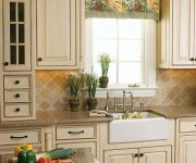 Provence Kitchen 002 180x150 - Provence Style Kitchens – 100 ideas for interior