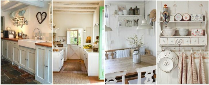 Provence Kitchen Accessories 728x297 - Provence Style Kitchens – 100 ideas for interior