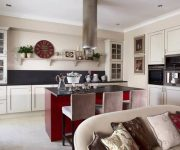 Provence Kitchen Design. Finishing touches. 2