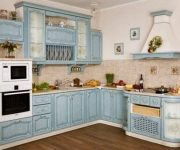 Provence Kitchen Design Finishing touches 4 180x150 - Provence Style Kitchens – 100 ideas for interior